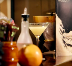 Mixing With The Geek – How to Make A Sake Martini