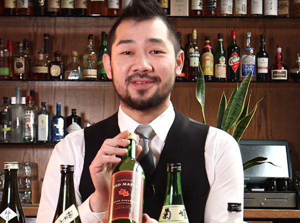 How to Order and Pair Sake