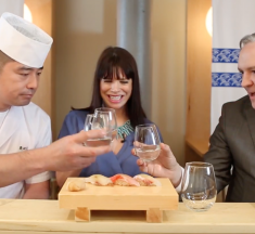 Pairing Sushi and Sake with Timothy Sullivan and Chef Nakajima